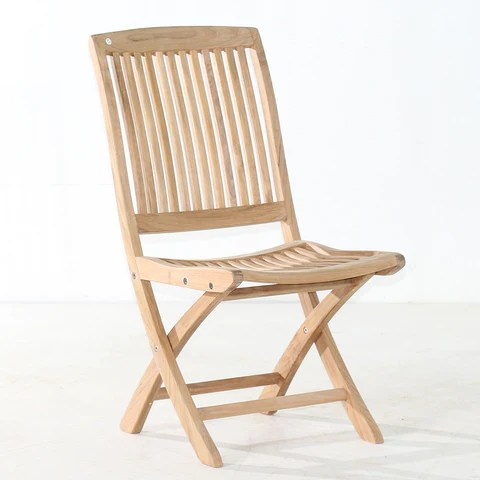 folding chair enclosure massage osaki 4000 outdoor teak chairs classic furniture cambria side