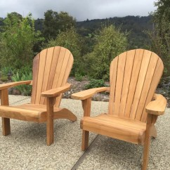 Teak Shower Chairs With Arms Chair Covers London Ontario Adirondack | Classic