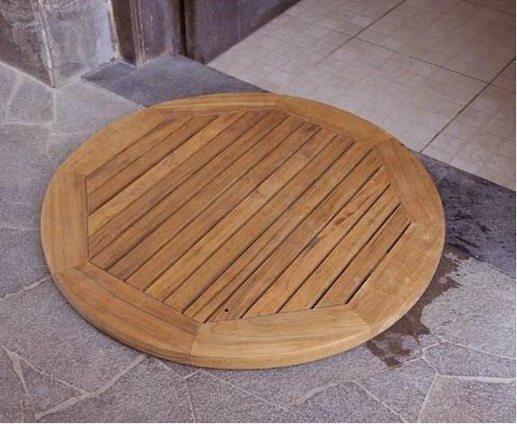 Wood Shower Mat