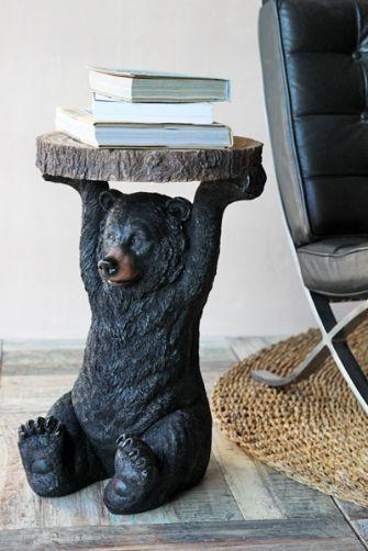 Bear Side Table  Quirky Functional  Stylish  Decorelo