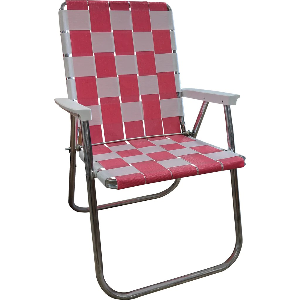 Woven Lawn Chair Lawn Chair Usa Making Quality Folding Aluminum Chairs