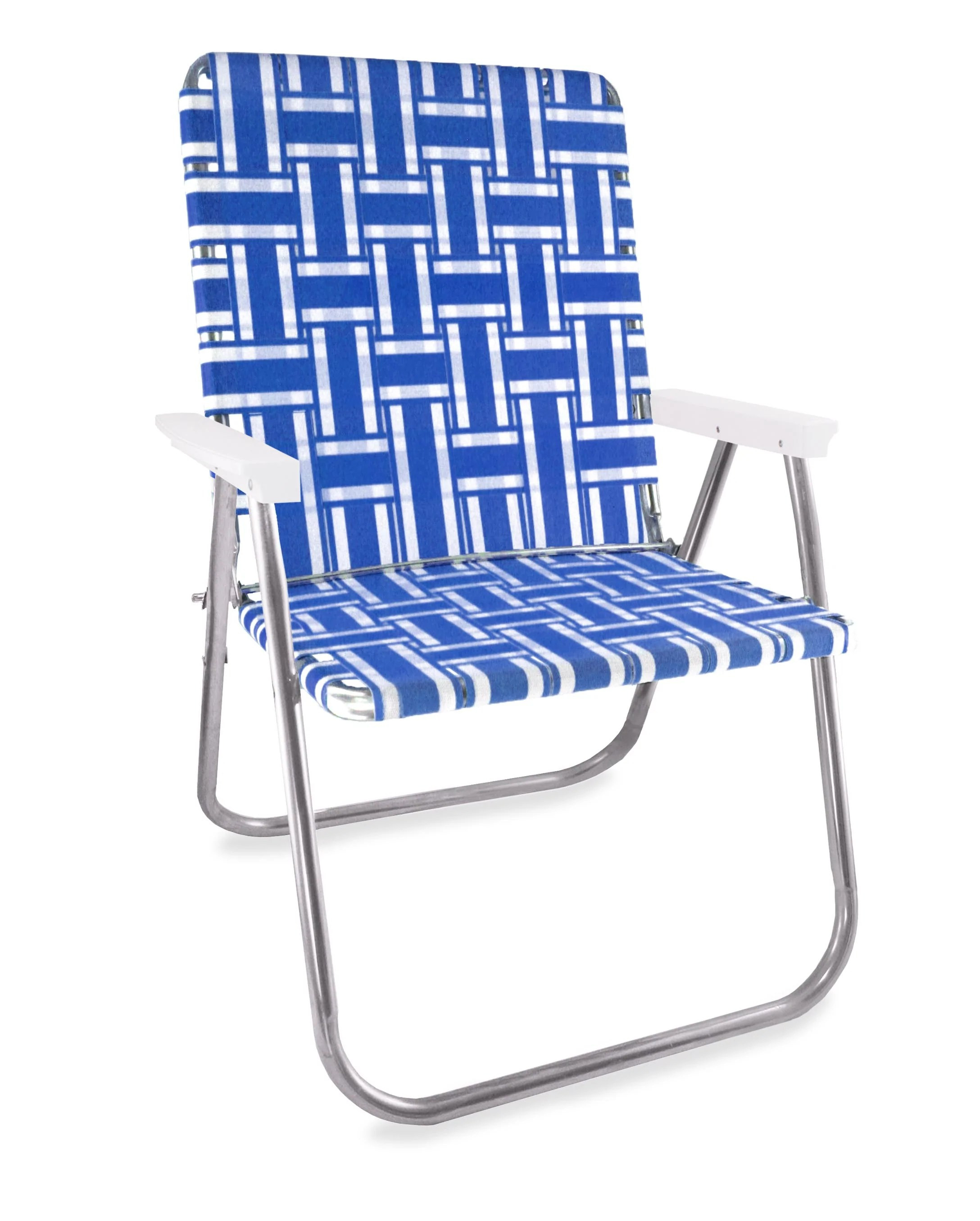 Blue And White Striped Chair Blue And White Stripe Magnum Chair