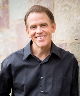 Percussion Fitness CEO Dr. Warren Bruhl