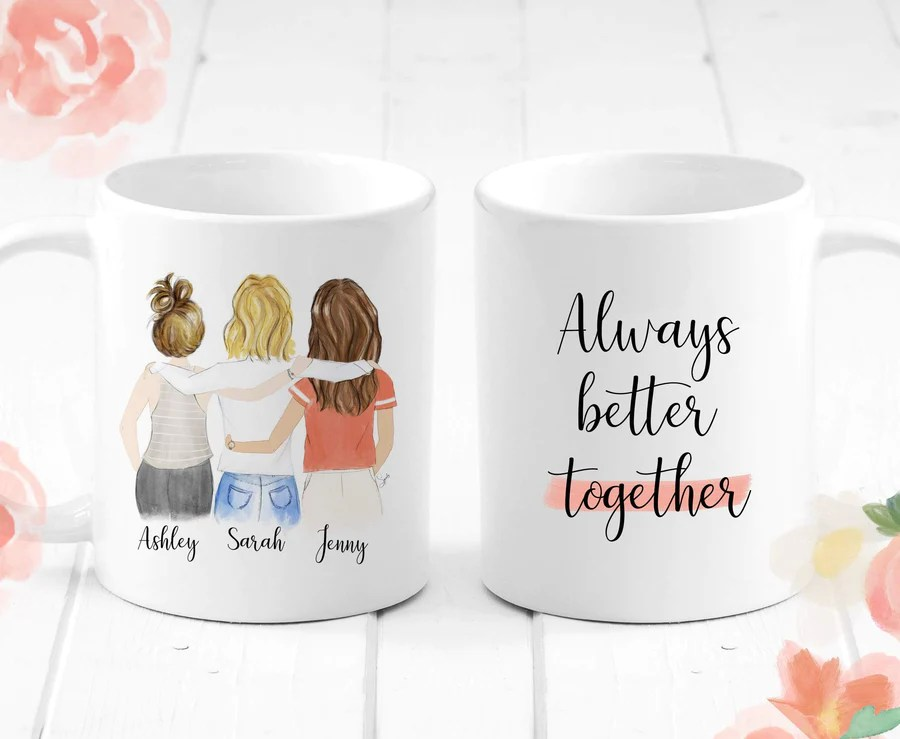 Gift For Girlfriend Custom Gifts For Friends Find Gift
