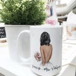 Soon To Be Mrs Personalized Mrs Coffee Mug Glacelis