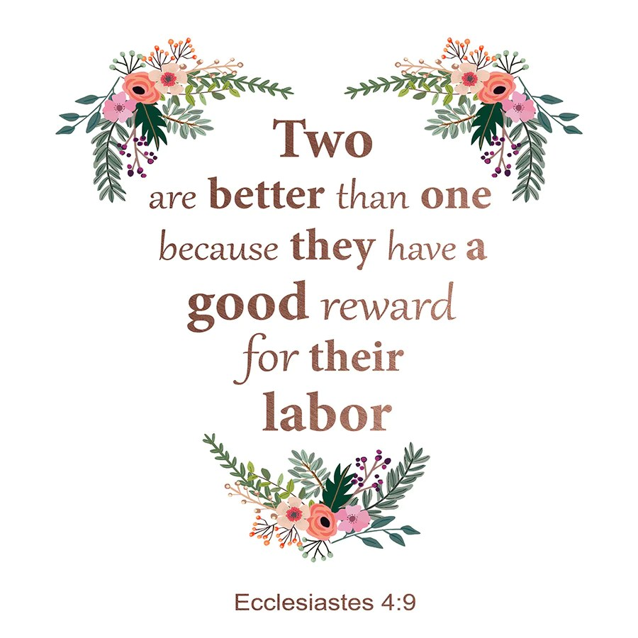 key bible verses about