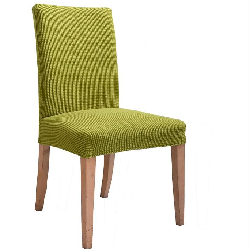 dining chair covers in store ergonomic varier thick knitted fabric universal spandex cover costbuys
