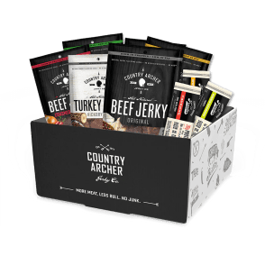 Country Archer Jerky Adventure Pack