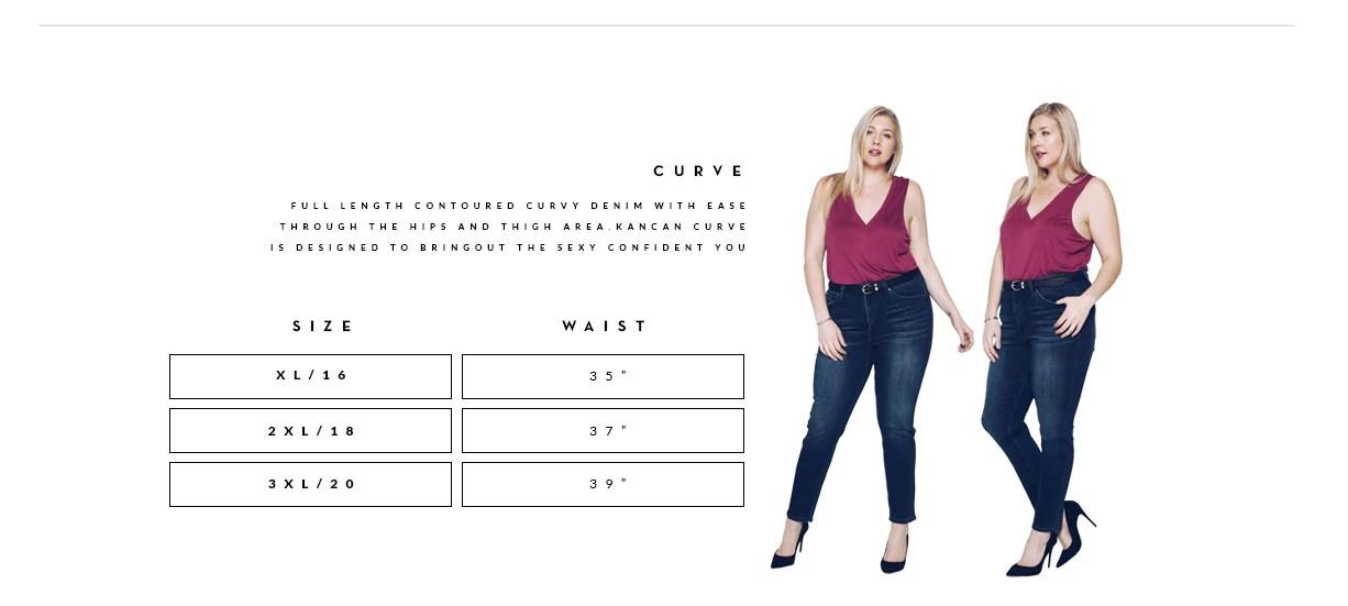 Home   size chart pants plus jeans shorts women   clothes also rh kancanusa