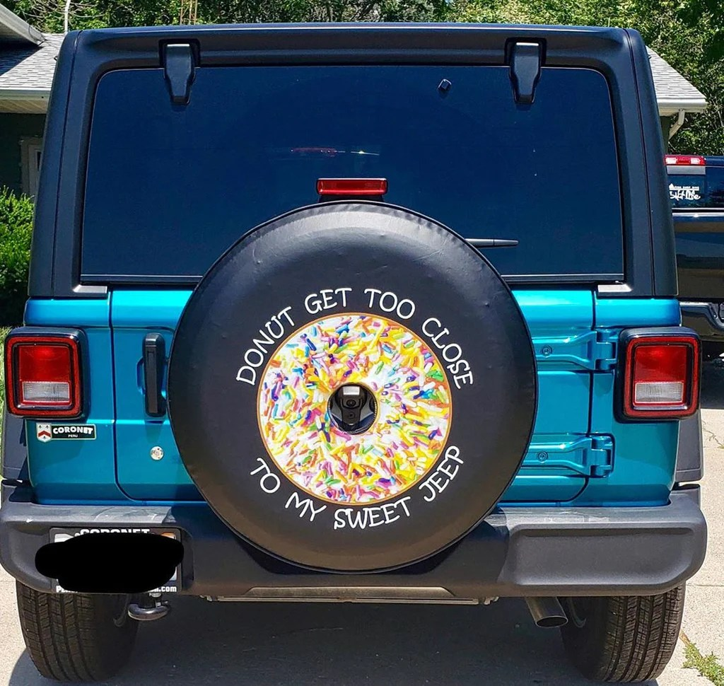 Best Gift For Jeep Owners Custom Tire Covers Tirecoverpro
