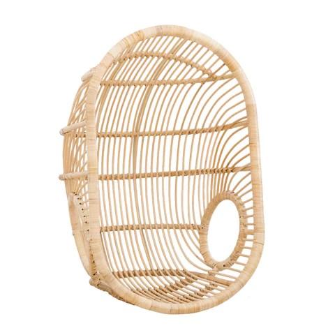 swing chair ubud herman miller aeron repair manual take a seat – white moss