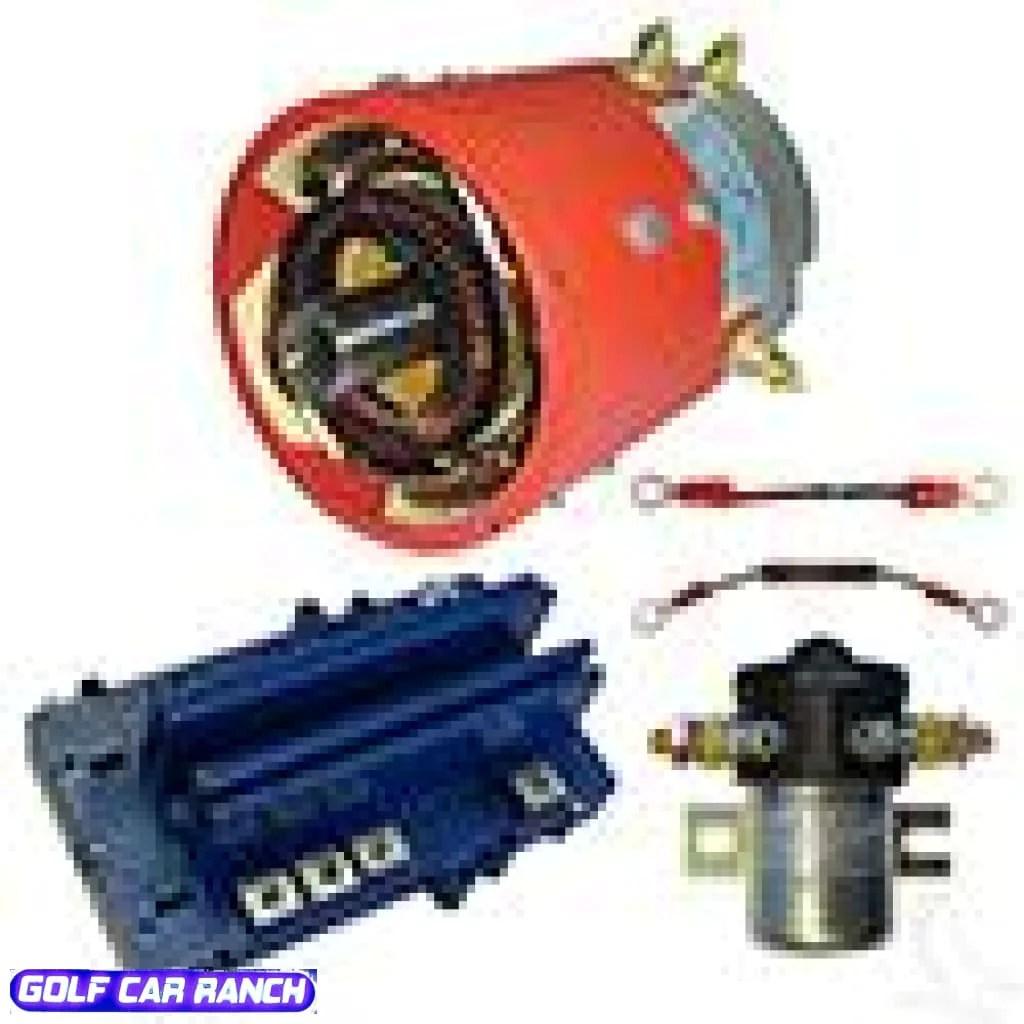 medium resolution of performance upgrade motor controller combo club car iq ds 5 0k thro golf car ranch
