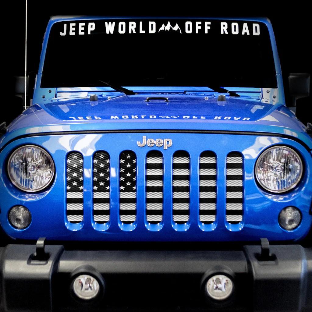 2017 jeep cherokee windshield banner [ 1024 x 1024 Pixel ]