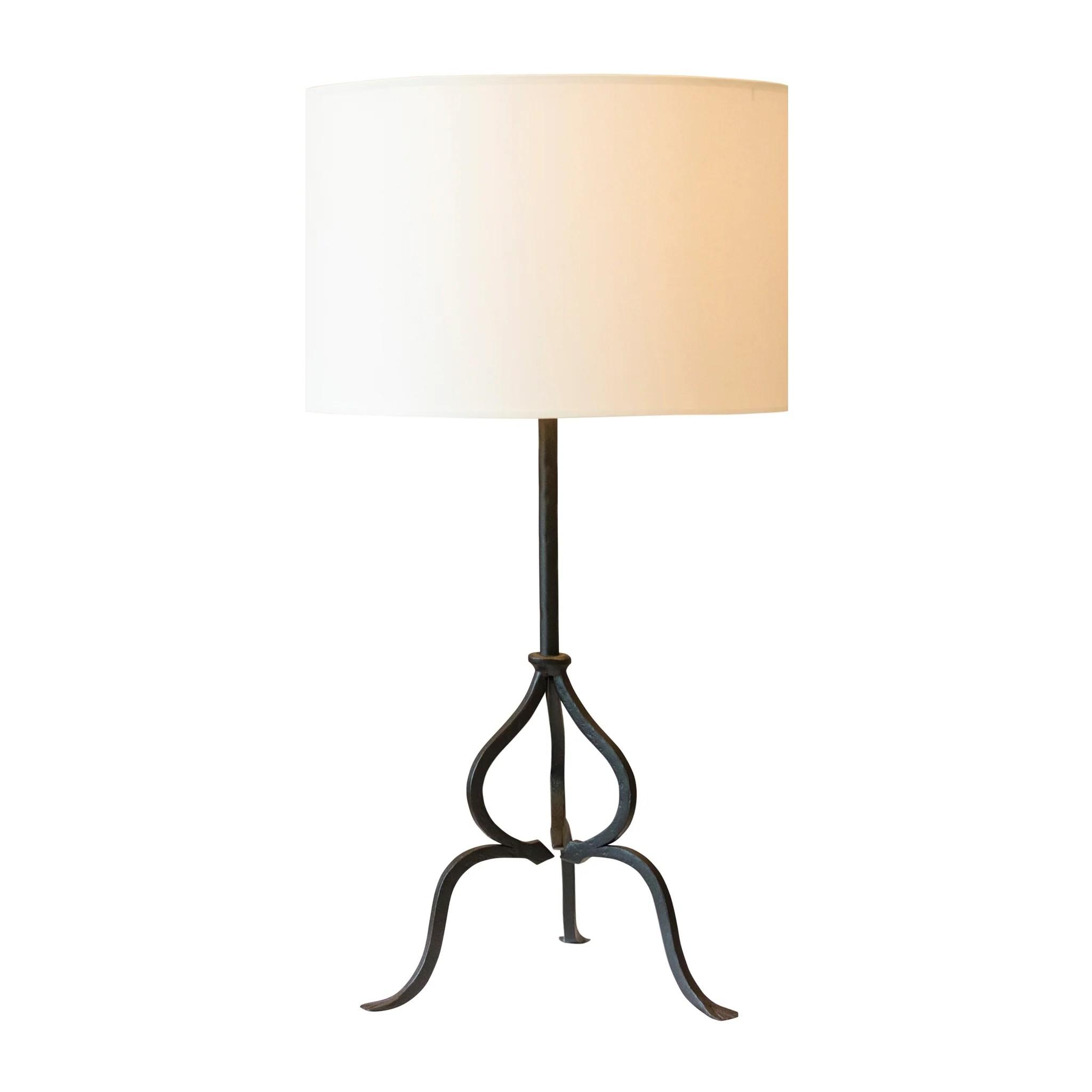 tripod table lamp [ 2048 x 2048 Pixel ]