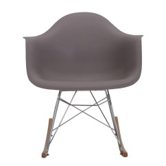 Eames Bucket Chair Christmas Covers Bed Bath And Beyond Rocking Style Tub Steel Grey  Bothy Blue