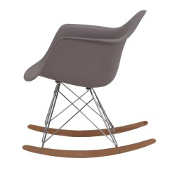 Metal Tub Chairs Best Buy Computer Chair Rocking Eames Style Steel Grey  Bothy Blue