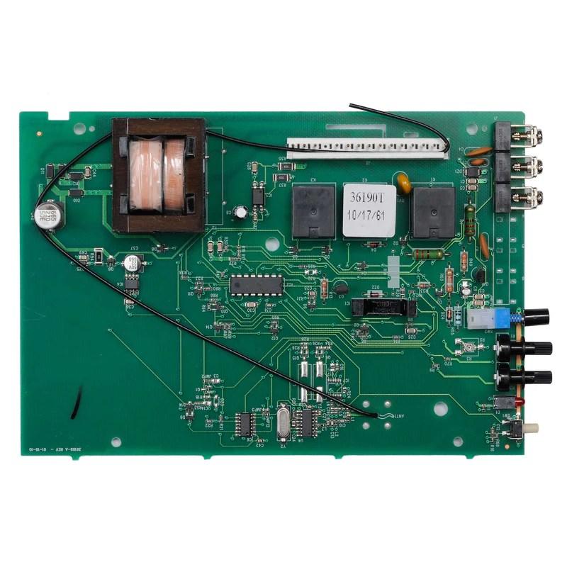 Home Genie 36190ts 3 Terminal Circuit Board
