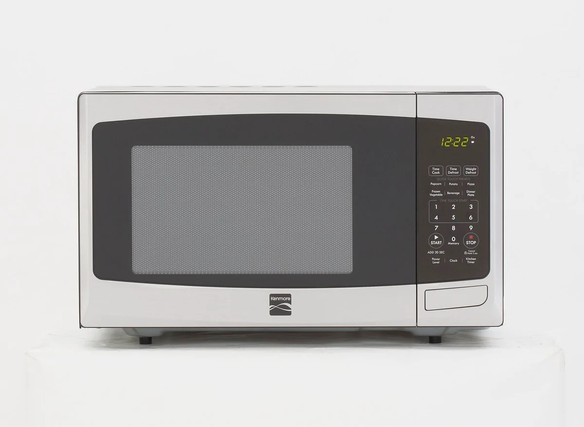 kenmore 0 7cuft microwave oven