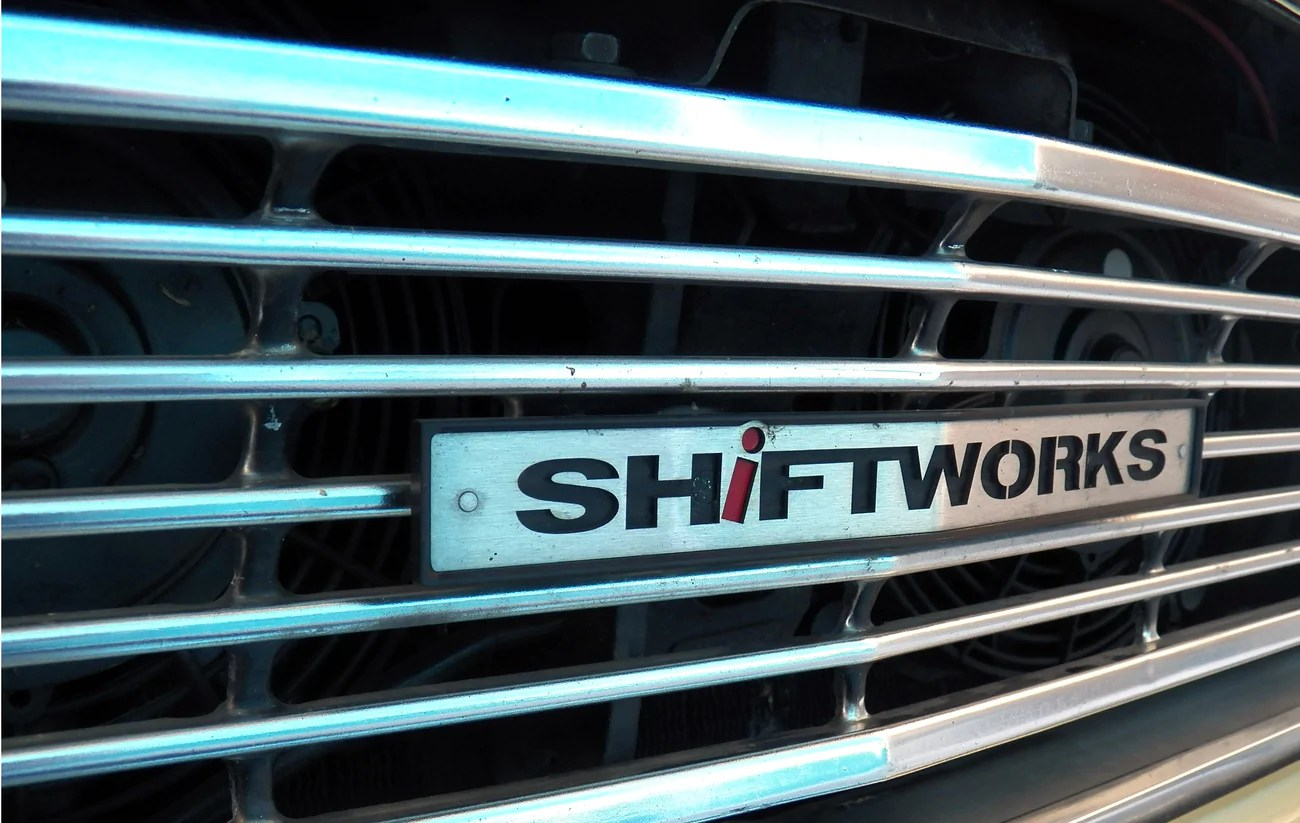 hight resolution of shifter solutions since 1991