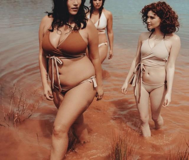 Nude Wear Swimwear Wrap Bikini