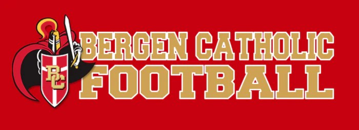 Bergen Catholic Football