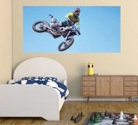 Motocross Wall Mural