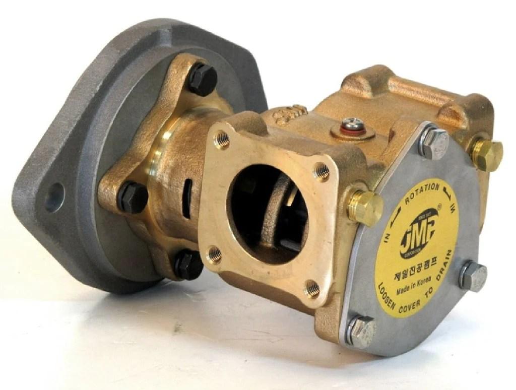 small resolution of caterpillar c7 c9 3116 3126 seawater pump replacement jmp s7632
