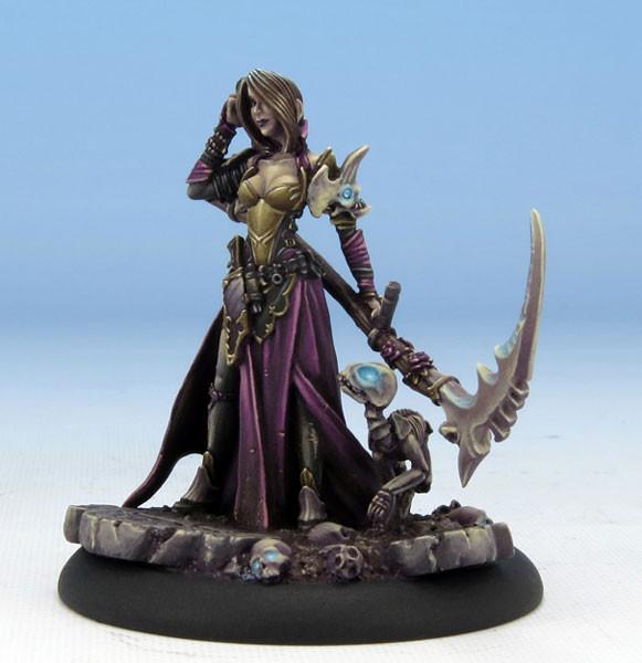Dark Sword Miniatures Dsm6504 Jen Harvester Of Souls