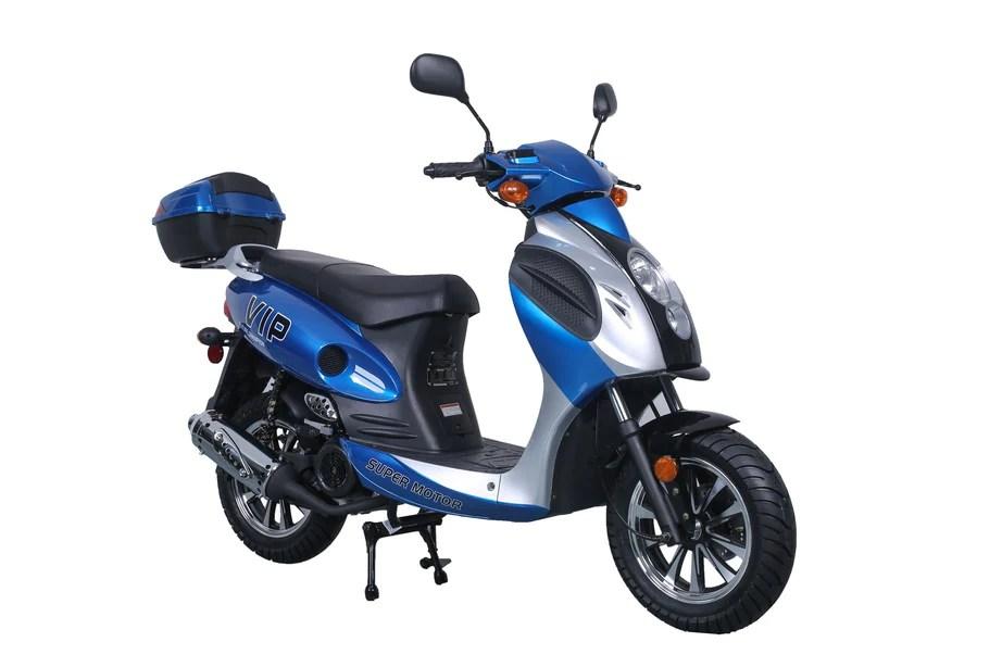 taotao pilot 150 moped