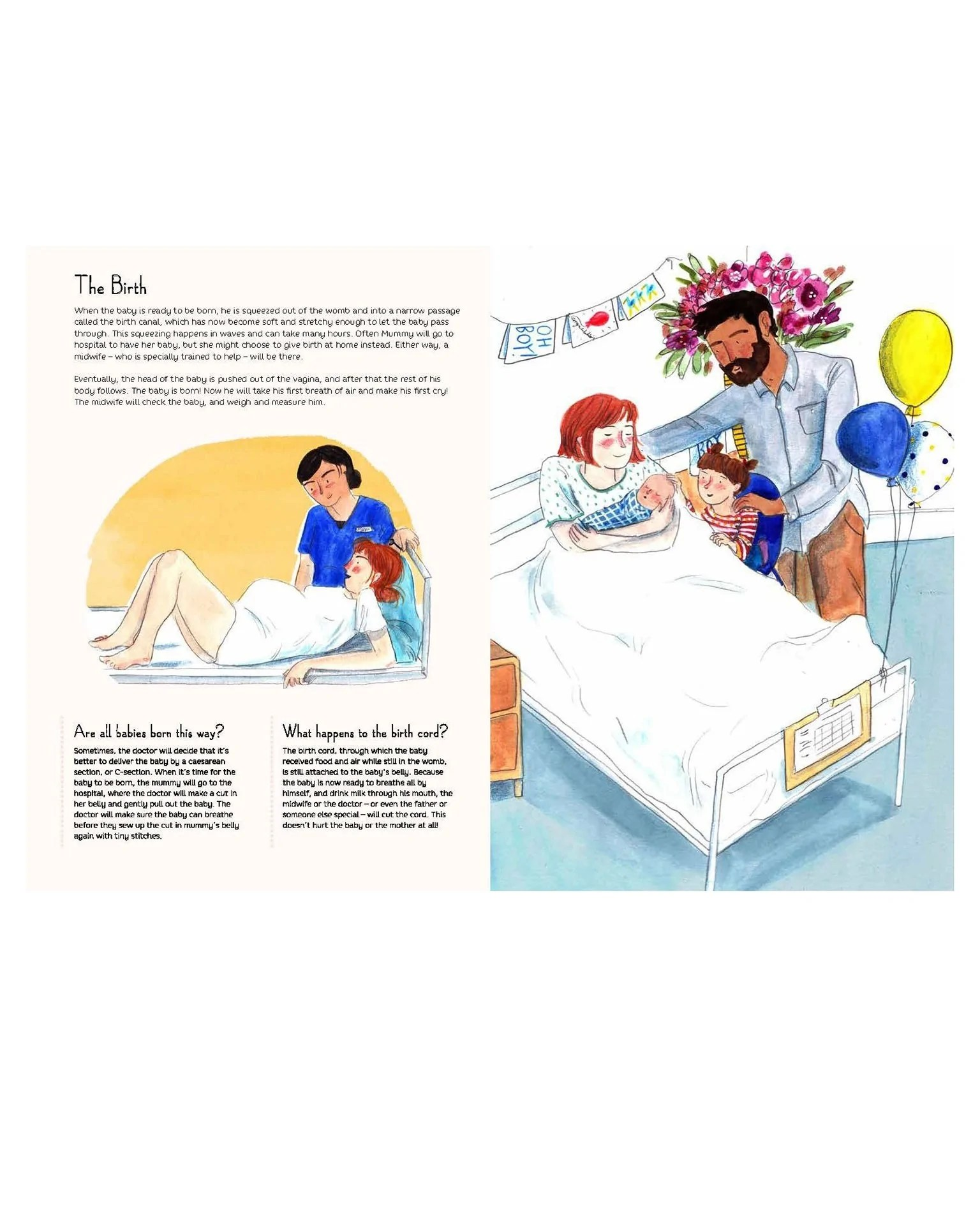 9 months a month by month guide to pregnancy for the family to by the quarto group [ 1536 x 1920 Pixel ]