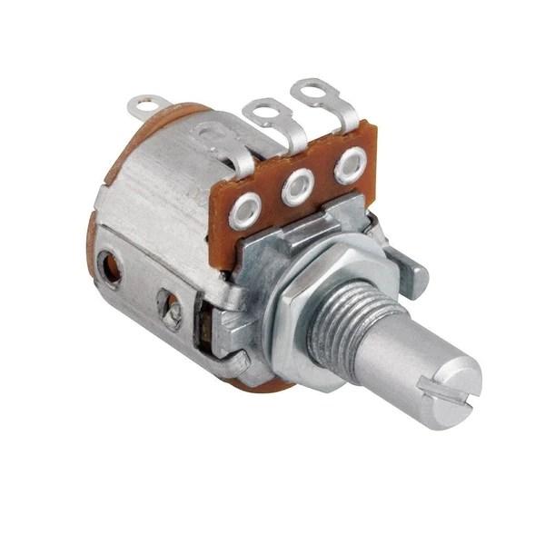 10k ohm audio control potentiometer with spst switch wiring diagram microphone diagrams radioshack