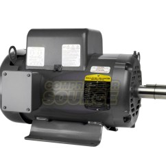 Baldor 7 5 Hp Single Phase Motor Wiring Diagram 2002 Jeep Wrangler Electric Compressor 213t