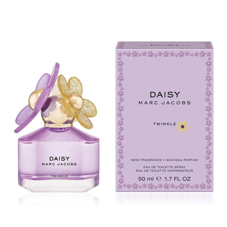 Marc Jacobs Daisy Twinkle Eau De Toilette 50ml - Perfume Clearance Centre