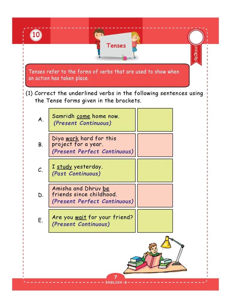medium resolution of Genius Kids Worksheets for Class 4 (4th Grade)   Math