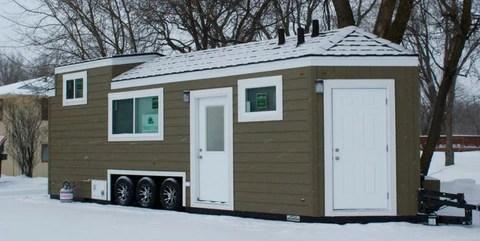 Minnesota Tiny Home Builders