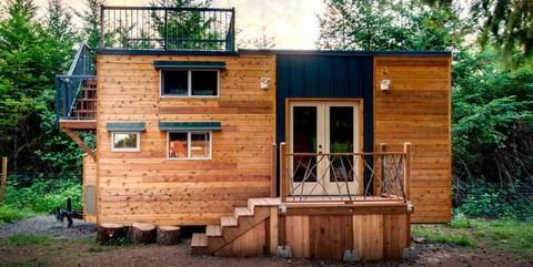 Oregon Tiny Home Builders