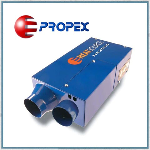 Propex HS2000 Hot Air Heater – Camper Interiors