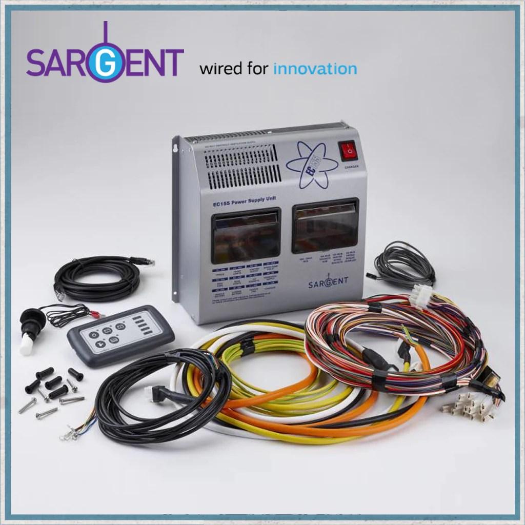 sargent ec155 ec51 camper van control kit [ 1024 x 1024 Pixel ]