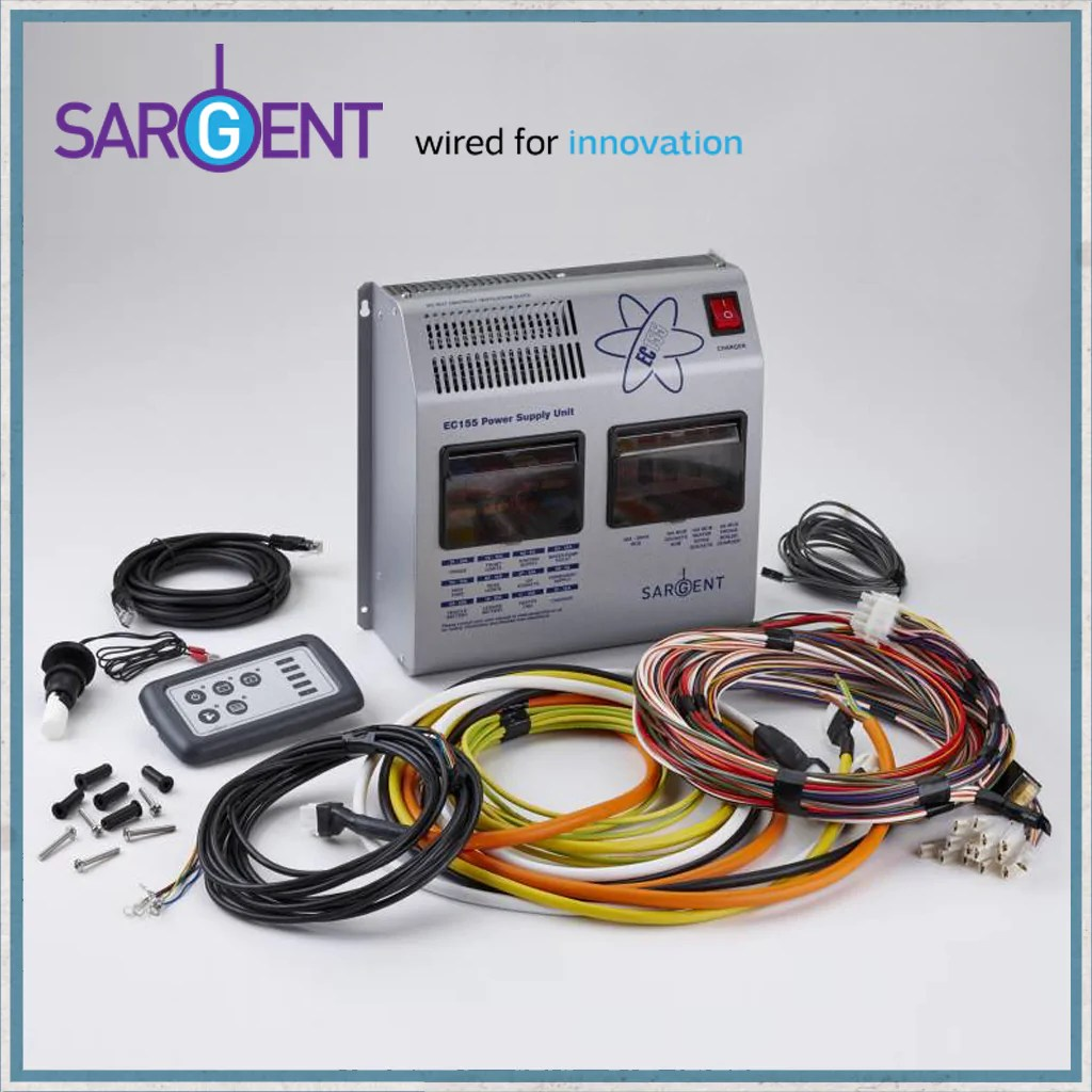 hight resolution of sargent ec155 ec51 camper van control kit