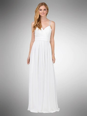 Informal Beach Gowns  Casual Wedding Dresses for Summer  Simply Fab Dress