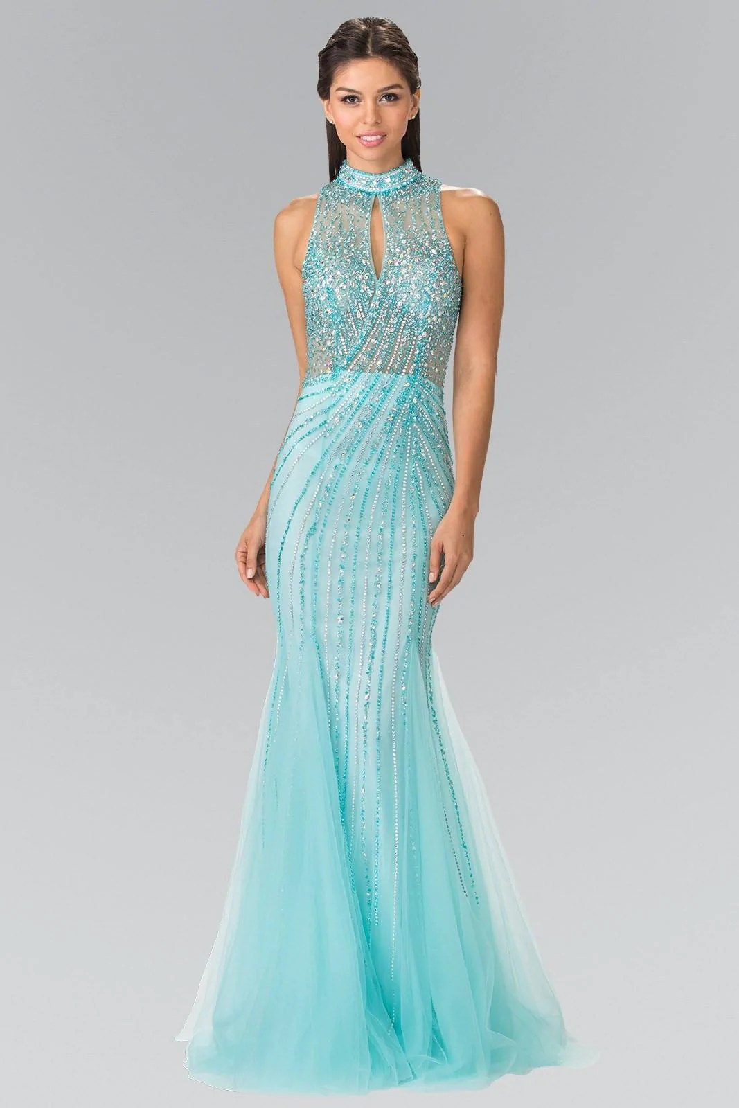 Sexy Prom Dresses- Gorgeous Full Sequins Mermaid