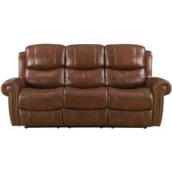 Klaussner Grand Power Reclining Sofa Manhattan Alomar By Woodloft Furniture