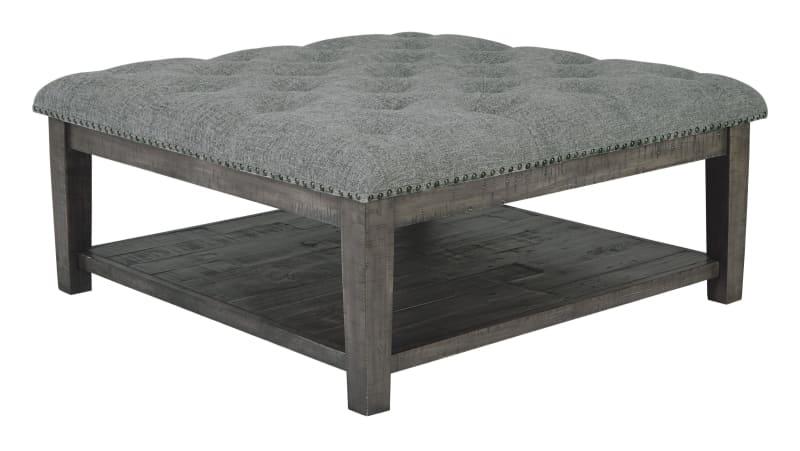 borlofield accent coffee table ottoman