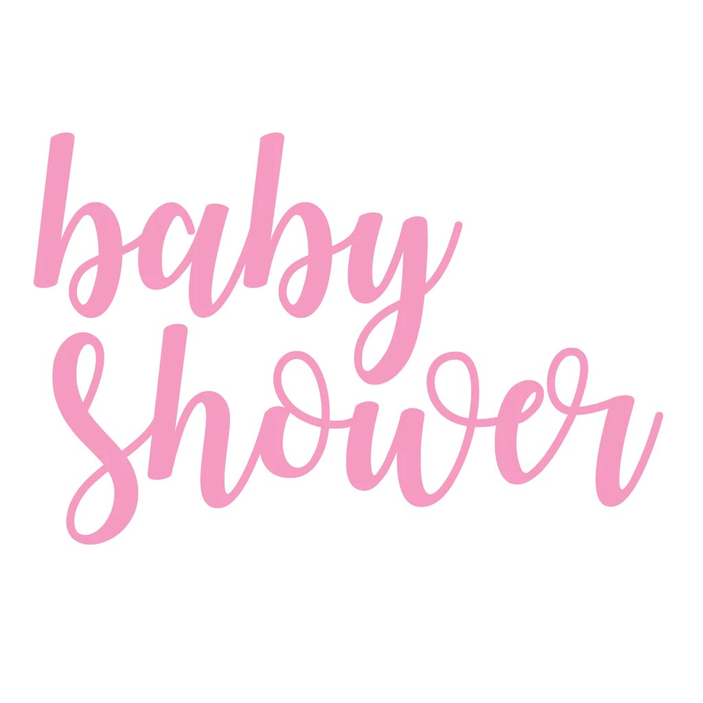 ... Baby Shower - Font 1 ...