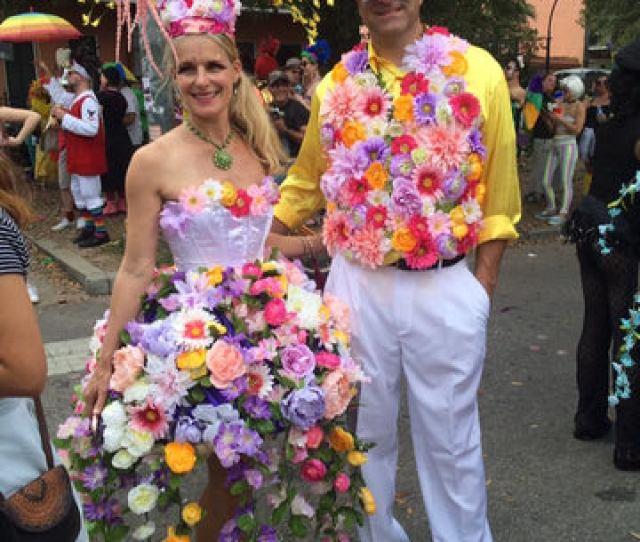 Mardi Gras Costume New Orleans
