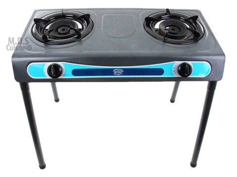 Gas Stove Stand 2g Ss Dyna Home Lk 222