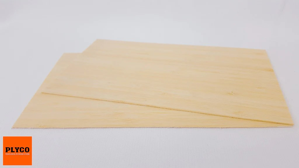 Bamboo Wood Sheets For Sale