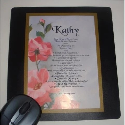 First Name Meaning Personalized Unique Gifts