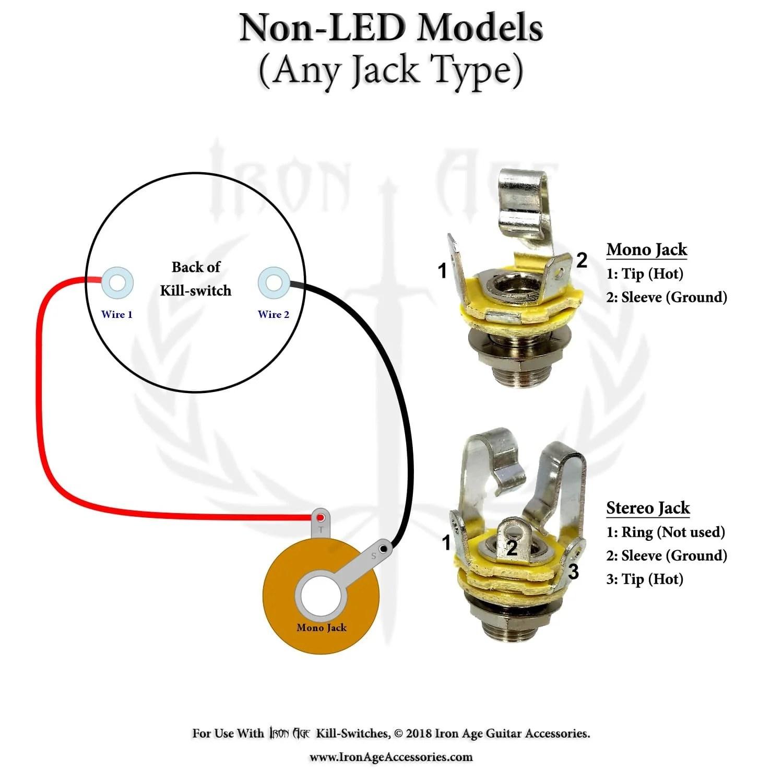 guitar input jack wiring mono wiring diagram technic guitar input jack wiring mono [ 1500 x 1500 Pixel ]