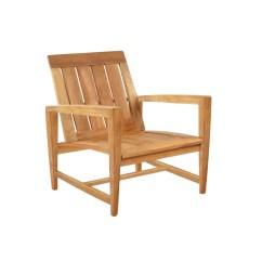 Kingsley Bate Amalfi Club Chair For Stairs Vineyard Decorators